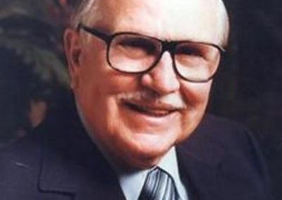 J Vernon McGee